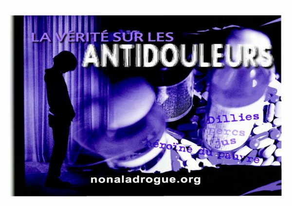 Abus et dépendance aux antidouleurs