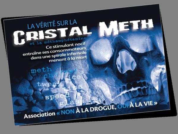 Drogues de synthèse - mise en garde