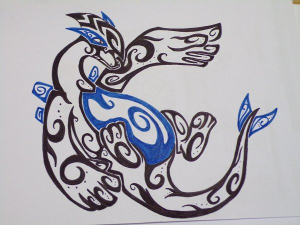 Lugia tribal