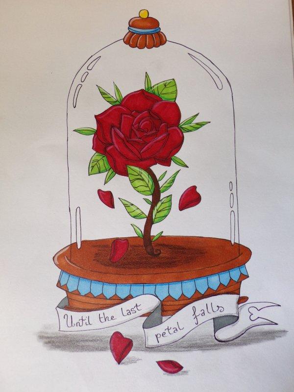"""""""Until the last petal falls"""""""