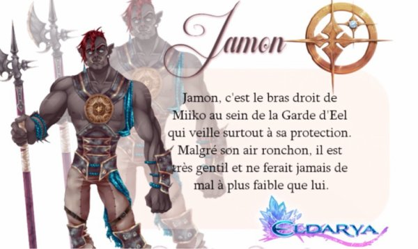 Personnage Masculins!