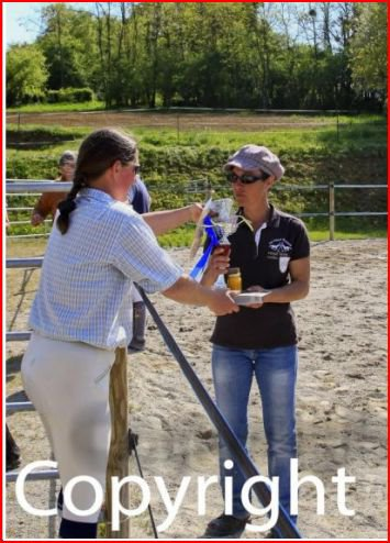 CSO Ecuries Des Colchiques le 17 Avril 2011 En Poney 2&1.