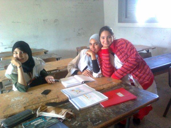 * hidaya saida et moi