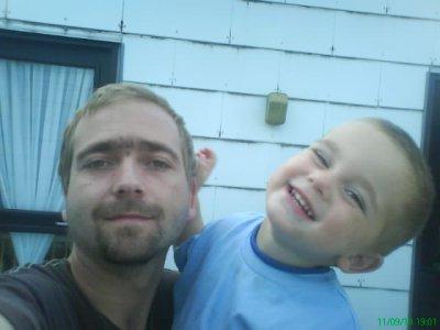 mon neveux et mon frere