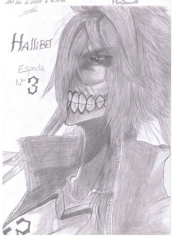 Hallibel - Crayon à papier - ~1h20