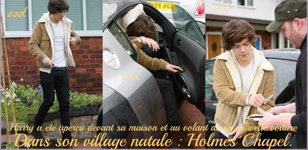 le 27 avril ( harry )