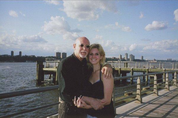 Lizzy Grant et Bob Leone