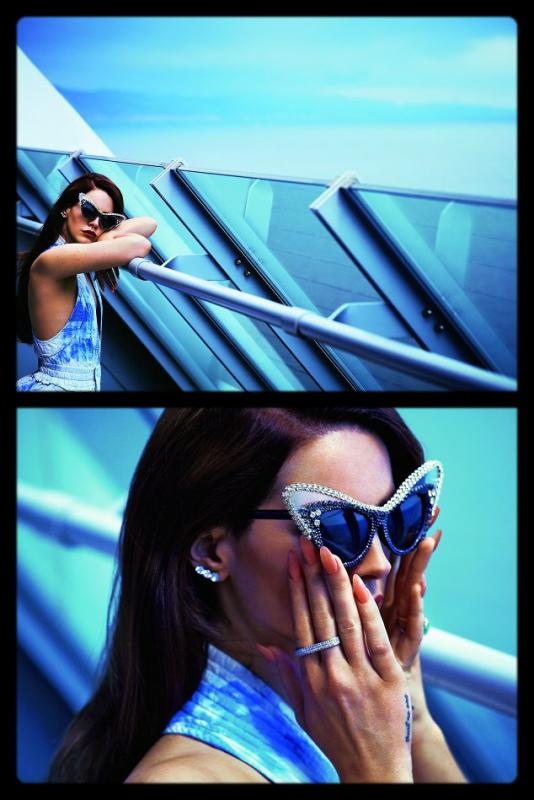 Lana Del Rey dans SModa #1