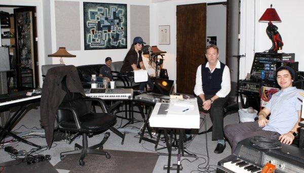 Lana Del Rey de retour en studio
