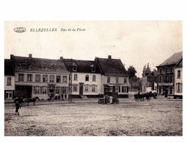 ELLEZELLES  La Place