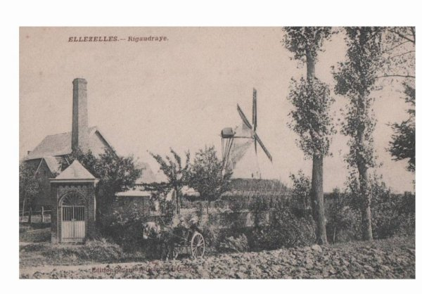 ELLEZELLES - La Rigaudrie