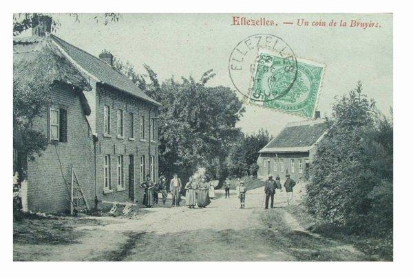 ELLEZELLES - La Bruyère