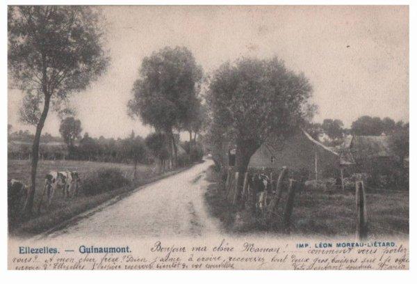 ELLEZELLES - Guinaumont