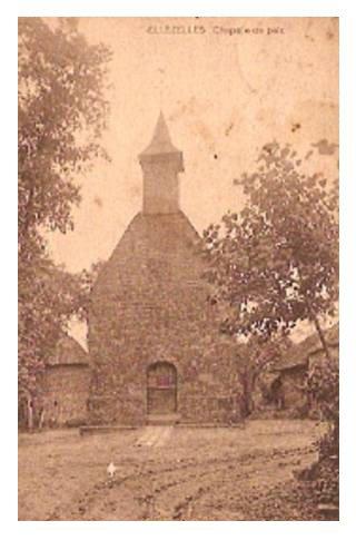 ELLEZELLES - La Chapelle