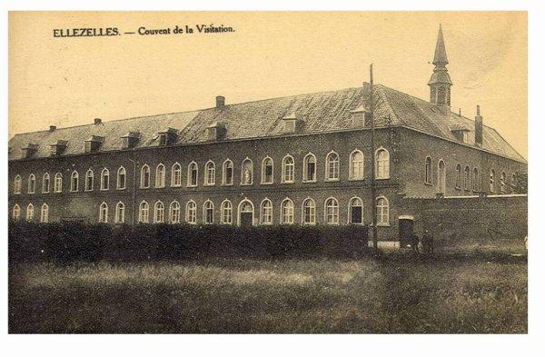ELLEZELLES - Le couvent