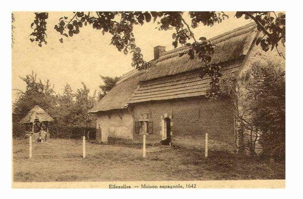 ELLEZELLES - Maison espagnole