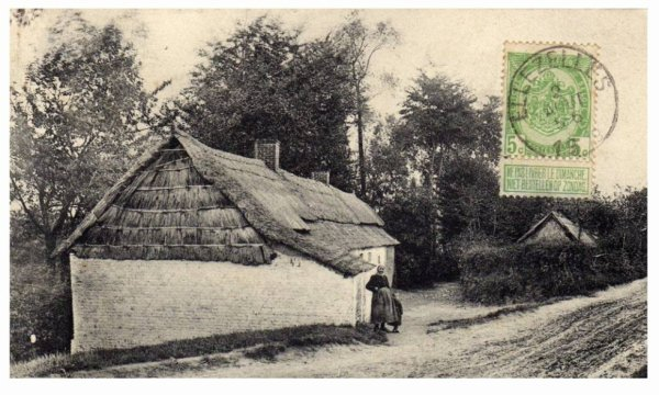 ELLEZELLES - Le grand monchau