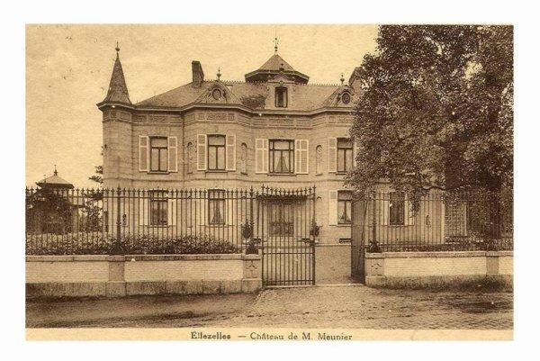 ELLEZELLES - Les châteaux