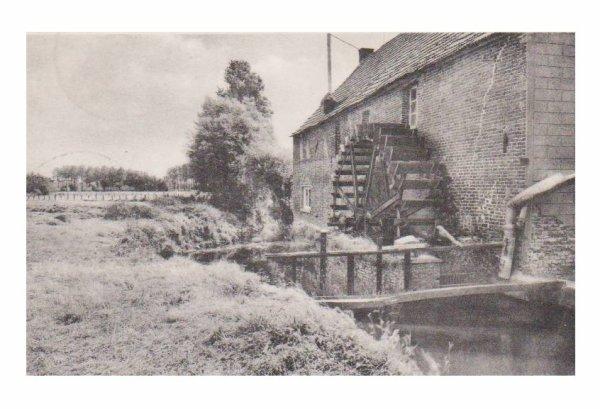 WODECQ - Vieux moulin