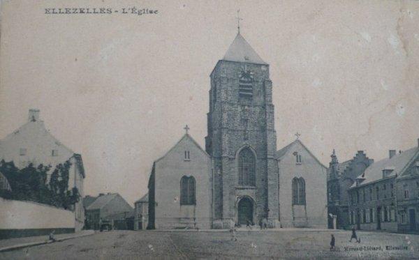 ELLEZELLES en 1920