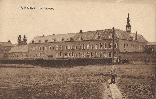 ELLEZELLES en 1931