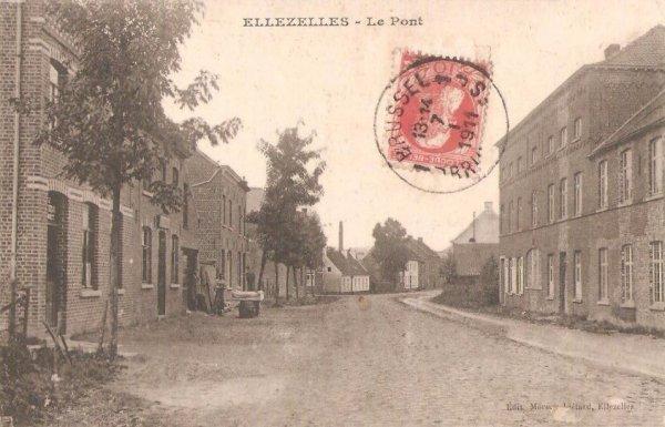 ELLEZELLES en 1911