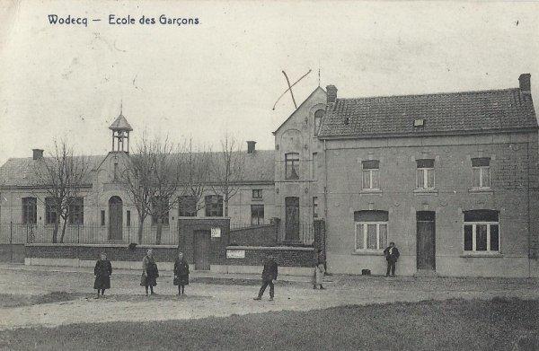 WODECQ - Ecole des Garçons - 1923