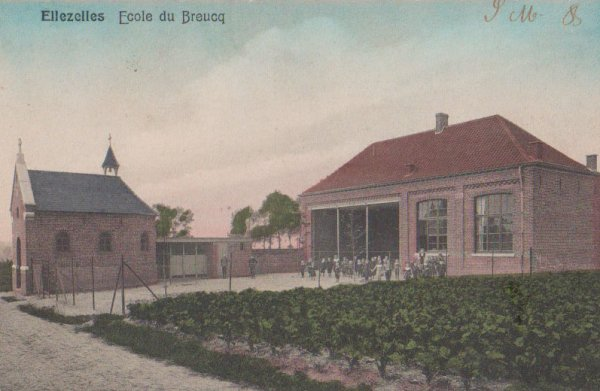 ELLEZELLES en 1919