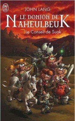 John Lang : Le Donjon de Naheulbeuk, Le Conseil de Suak