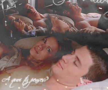 Nathan et Haley : A quoi tu penses?