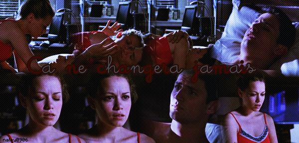 Haley demande a Nathan si il es réveillé
