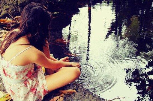 Un jour je trouverais peut-être quelqu'un qui veut de moi que ce soit avec mes défauts ou avec mon mauvais caractère..  ♥