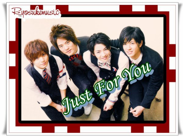 Hey!Say! 7 / Just For You (2013)