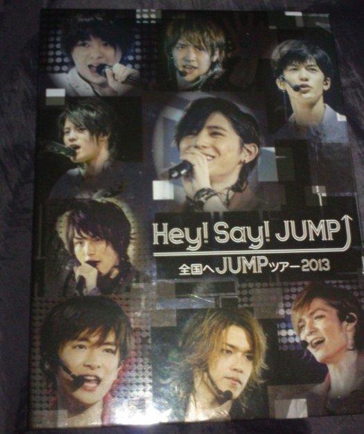 Ce que j'ai des Hey!Say!JUMP