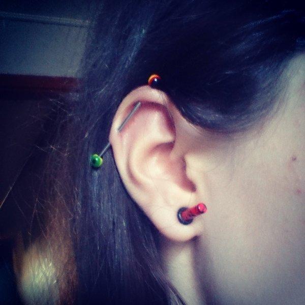 piercing & Écarteur