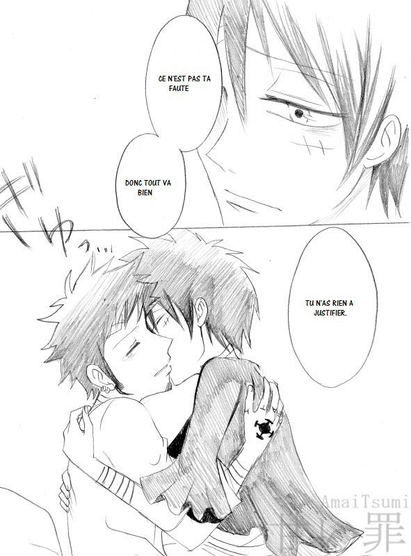 Where I belong ... (part 3)  //yaoi\\  (attention risque de spoil)