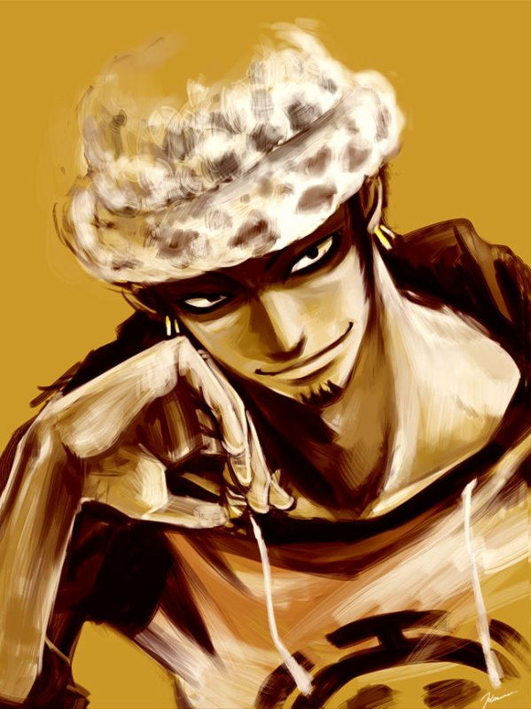 Album photo - spéciale Trafalgar law