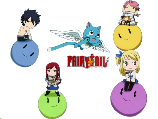 Album photo - spéciale Chibi Fairy Tail