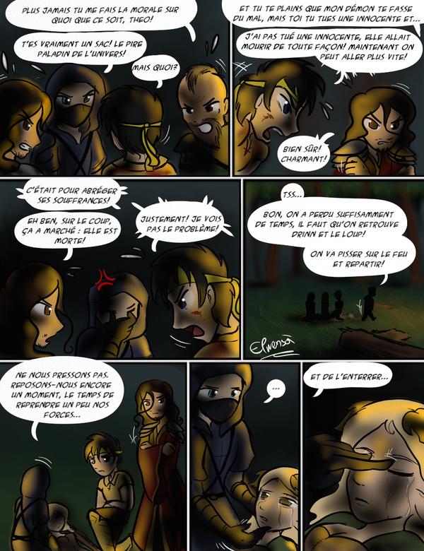 """""""Aventure"""" part 4 (FanBD)"""