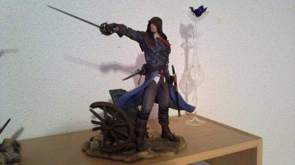 Mes nouveaux bébé ** (Assassin's creed unity Elise et Arno)