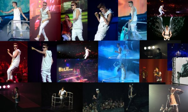 Believe Tour - Madison Square Garden - NYC (28 Novembre 2012)