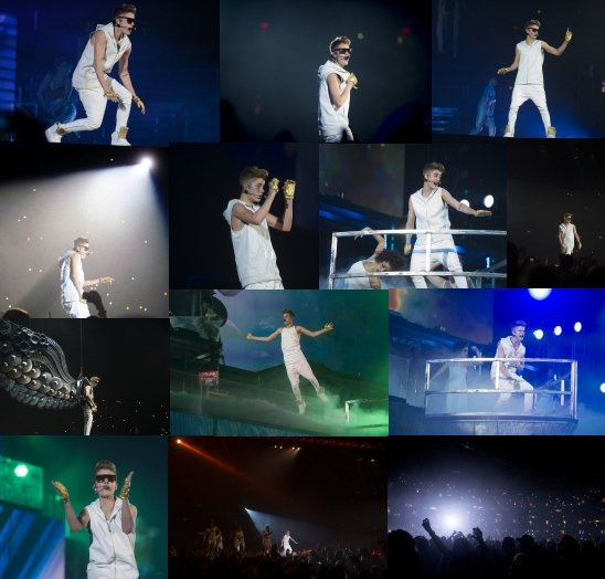 Believe Tour (Toronto - Canada) - 1er Décembre 2012
