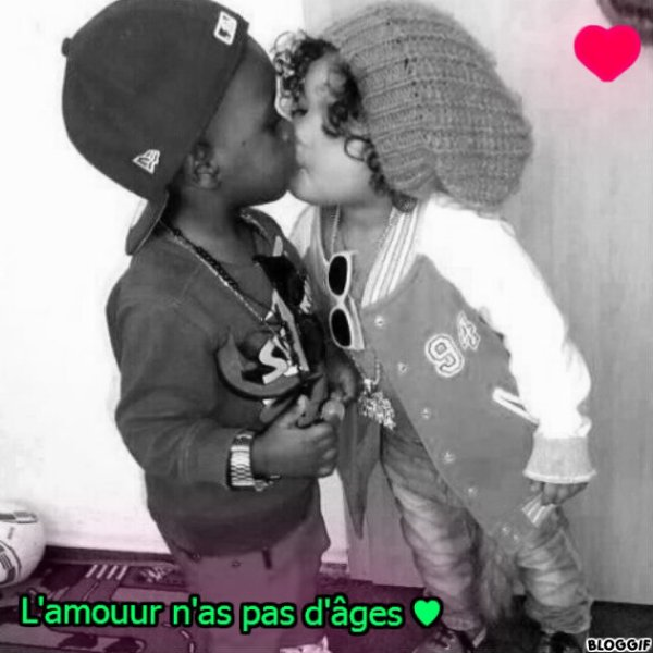 L'AMOUUR N'AS PAS D'ÄGE ♥