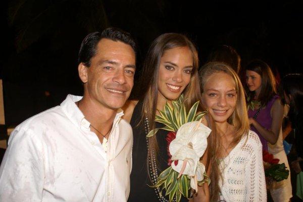 Hinarani et sa famille... ^^