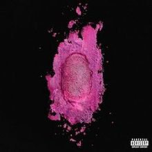 The Pinkprint / Nicki Minaj - The Crying Game (feat. Jessie Ware) (2014)