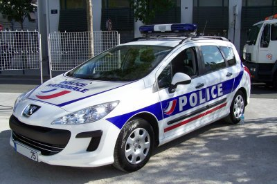 peugeot 308 break de la police nationale. Black Bedroom Furniture Sets. Home Design Ideas