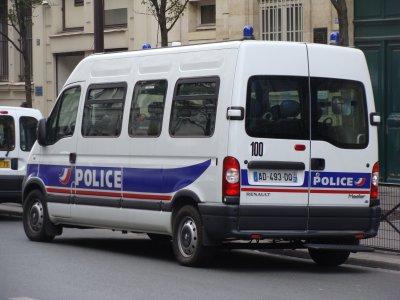 Renault Master de la Police Nationale