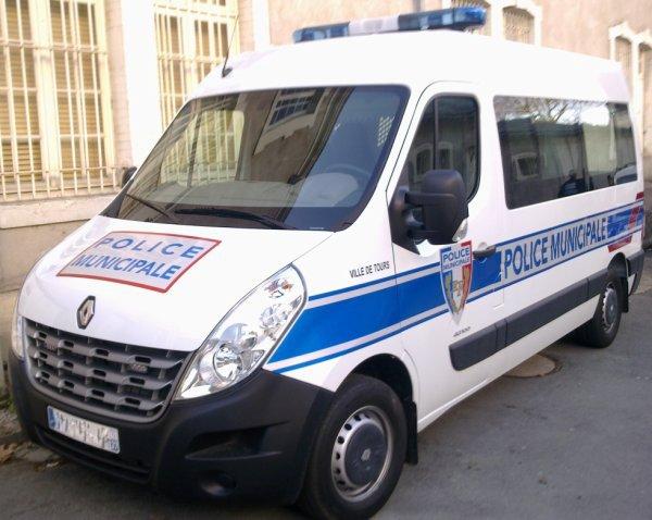 Renault Master de la Police Municipale