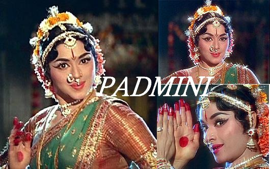 SECTION HOMMAGE - Padmini