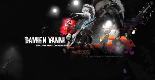 Damien Vanni ♥